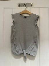 Girls Silver Glitter Top. Next. Age 7 Years