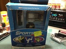 USED Sportster REPLAY SP-R2 Radio + Vehicle Kit SIRIUS pre strong trans. sp-tk2