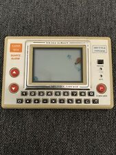 1982 Shuttle Voyage Game MG8 Hand Held Game Works