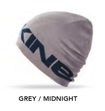 DAKINE - 2-WAY BEANIE - GREY/MIDNIGHT - HAT -Gorro/Beanie- Gris/Azul -REVERSIBLE