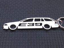 BMW E39 TOURING keyring 5 SERIES M5 M SEDAN 540i 535i 530i 528i emblem keychain