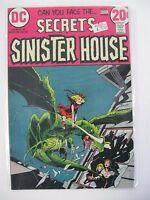 *SECRETS OF SINISTER HOUSE LOT 6 Books Guide $42