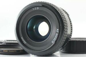 [Exc+4 Opt:Mint] NIKON AF NIKKOR 35mm f/2 D Wide Angle Lens From JAPAN #215