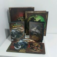 World Of Warcraft: Mists Of Panderia Collectors Edition - No Code - Complete