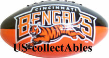 NFL CINCINNATI BENGALS Football Keychain Unique Sports Souvenir Collectible Gift
