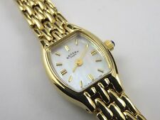 Rotary LB00738/41 Ladies Gold PVD Stainless Steel Bracelet Watch