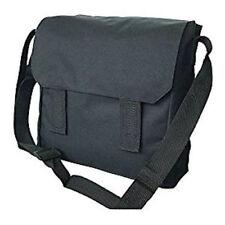 McAllister Shoulder Bag - Army Style - Large - Black & Olive - New