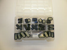 Harley Oem Molex 239 pc black connector kit 3X to 20X wiring switch wire 07-13