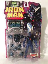 Marvel Iron Man Stealth Armor Figure Flight Module Toybiz 1995 90s New Vtg