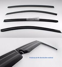Smoke Window Sun Vent Visor Rain Guards 4P K026 For HYUNDAI 2005-2009 Tucson