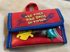 Toy Story Rare Kids Wallet Buzz Woody The Toys Are Back In Town Disney Pixar