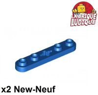 Lego Technic 15x Axe Axle 5 gris clair//light bluish gray 32073 NEUF