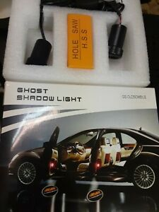 Oldsmobile Side Door Logo Ghost Shadow  Lights