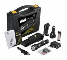 Flashlight Torch B20 Pilot II LED Multi Functional Sports w/ Charger work light