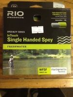 Rio InTouch Single Handed Spey Line 8 WT