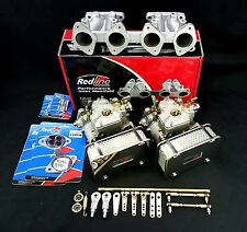 DATSUN 4CYL L16 L18 L20 TWIN 40 DCOE FAJS ( WEBER ) TYPE CARB CARBY PACKAGE