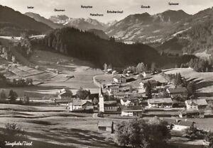 Jungholz in Tirol, Blick zur Daumengruppe ngl E3755