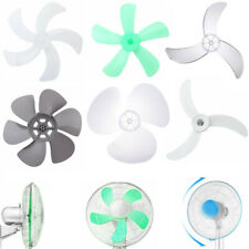 """12/16/18"""" Plastic 3/5/6 Leaves Stand Pedestal/Table Fanner Fan Replacement Blade"""