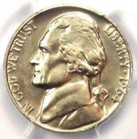 1964 Jefferson Nickel 5C - PCGS MS66+ FS - Rare Plus Grade - $3,250 Value!