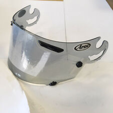 New - Arai L-Type 2D/Flat Race Flat LIGHT TINT Visor w/Tear Off Posts - Astro J/
