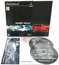 Silent Hill 2 Special Ed ~ PlayStation 2 PS2 ~ Horror Game *Excellent Complete*