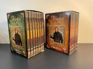 Sharpe Complete 2x (7 DVD) Box Sets Volumes 1 & 2 Bundle. 22 Hours Of Sean Bean!