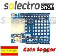 Modulo Data Logger  Logging Shield Data Recorder Arduino UNO MEGA SD Card M0022