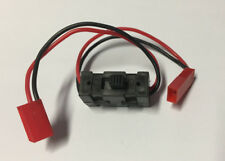 SWITCH For Battery Box 2 Wire Small RC Car Switch With Futaba & BEC Connections