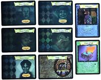CARTES HARRY POTTER HOLO en ANGLAIS (English) (Votre Choix ) #3
