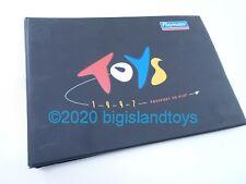 1997 Playmates Toys Toy Fair Catalog TMNT Star Trek Primal Rage Looney Tunes