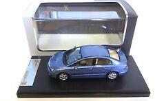 Honda Civic 2006 - Bleue 1:43 PREMIUM X IXO VOITURE RESINE PRD428