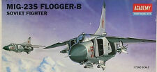 ACADEMY 1:72 KIT AEREO MIG 23S FLOGGER B SOVIET FIGHTER   ART 1621