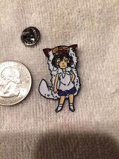 Princess Mononoke Enamel Lapel Pin Free Ship In Usa