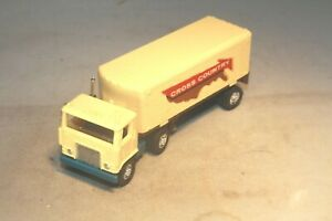 1968 Ford W-9000 Tractor-Trailer Truck Mini LindyLindberg USA Mint!