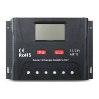 Premium SRNE 50 Amp HP2450 12V/24V Solar Charge Controller / Regulator 50A PWM