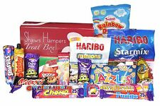 Sweet Shop Tuck Box Kids Chocolate Hamper Box