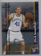 DIRK NOWITZKI ROOKIE CARD 1998/99 Topps Finest Basketball DALLAS MAVERICKS RC!