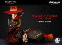 Figurama Collector Hellsing Ultimate Elite Bust Alucard 16cm Figure