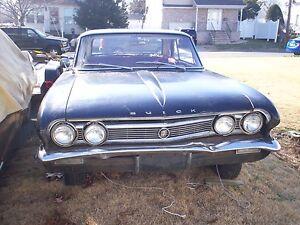 1962 Buick Skylark/ Special ,Head Light Assembly, Right,Grill,Parting car,1961,