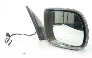 AUDI Q7 2006-12  DOOR WING MIRROR GLASS FLAT