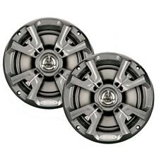 "JENSEN®  6.5"" High Performance Coaxial Speaker Marine/Waterproof- (Pair) Silver"