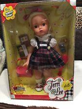 "Reproduction 2004 Terri Lee ""School Days� Doll Mib"