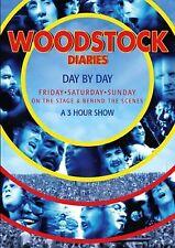 Woodstock Diaries DVD Pennebaker Music Video Concert UK Release New Sealed R2