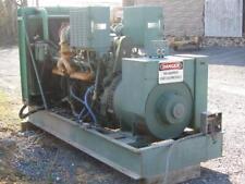 500kw Diesel Generator Set Detroit Diesel 16v71t