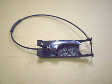 Jaguar XJ8 1998 to 2003 Inner Door Handle w/Cable Right Hand Rear LWB GXF2572FC