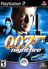 James Bond 007: Nightfire, (PS2) Tested 100% Guaranteed