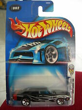 Hot Wheels '69 Dodge Charger 2004 first editions #002 Black