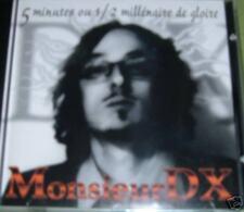 Monsieur DX CD *SEALED* 5 Minutes ou 1/2 Millenaire de Gloire (Jean-Eugene)