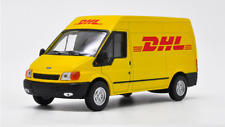 1/32 Alloy die casting model,Ford Transit van DHL van Gift collection