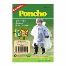 Coghlans Kids Rain Poncho